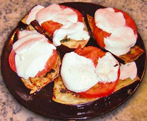 Gourmet Grilled Tomatoes Recipe