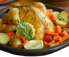 Country Baked Chicken Recipe