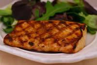 Wood Grilled Mahi-Mahi Recipe